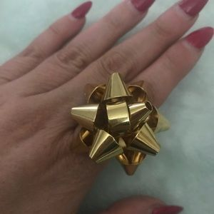 NEW KATE SPADE NEW YORK BOURGEOIS BOW RING